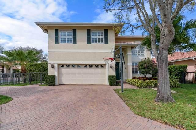 132 Hidden Hollow Terrace, Palm Beach Gardens, FL 33418 (MLS #RX-10693288) :: Castelli Real Estate Services