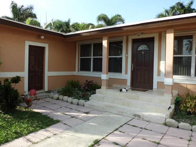 309 NW Avenue D, Belle Glade, FL 33430 (#RX-10693299) :: Posh Properties