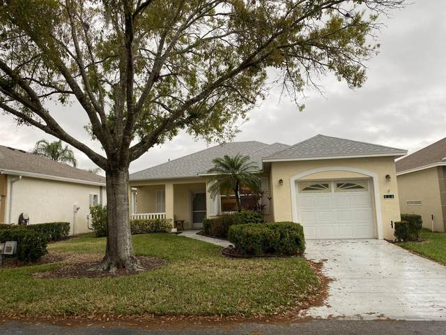 978 NW Tuscany Drive, Port Saint Lucie, FL 34986 (MLS #RX-10693304) :: Castelli Real Estate Services