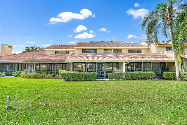 231 Old Meadow Way, Palm Beach Gardens, FL 33418 (#RX-10693306) :: The Power of 2 | Century 21 Tenace Realty