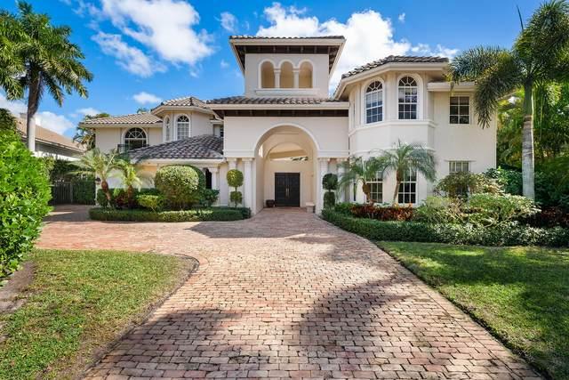 17018 Brookwood Drive, Boca Raton, FL 33496 (#RX-10693381) :: Signature International Real Estate