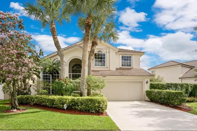 7287 Tillman Drive, Lake Worth, FL 33467 (MLS #RX-10693399) :: United Realty Group