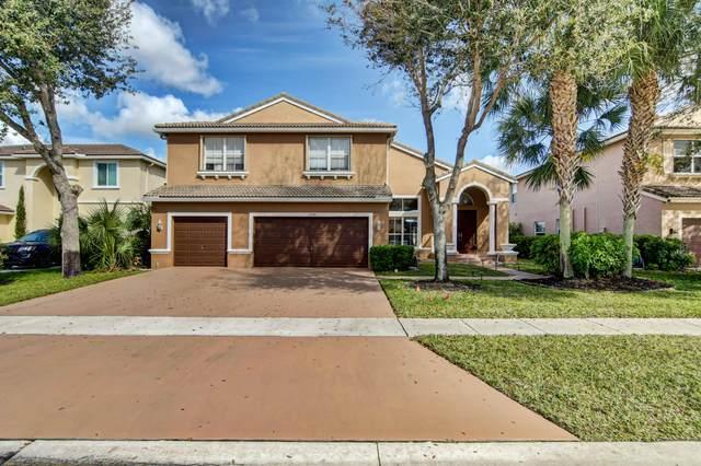 6376 Shadow Tree Lane, Lake Worth, FL 33463 (MLS #RX-10693431) :: United Realty Group