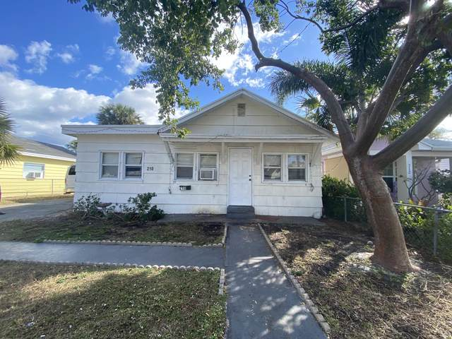 210 S C Street, Lake Worth Beach, FL 33460 (#RX-10693470) :: Realty One Group ENGAGE