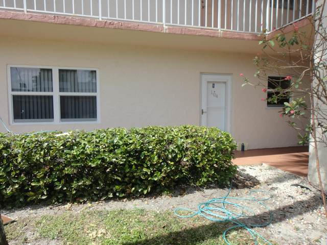 12021 W Greenway Drive #104, Royal Palm Beach, FL 33411 (#RX-10693479) :: Ryan Jennings Group