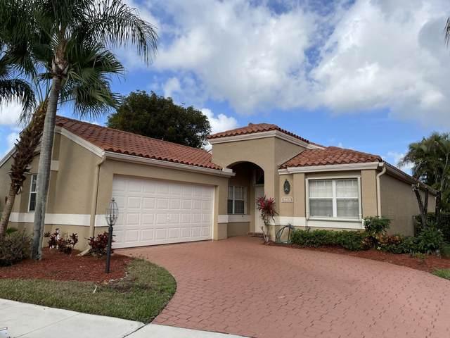 8431 Nadmar Avenue, Boca Raton, FL 33434 (MLS #RX-10693490) :: Berkshire Hathaway HomeServices EWM Realty