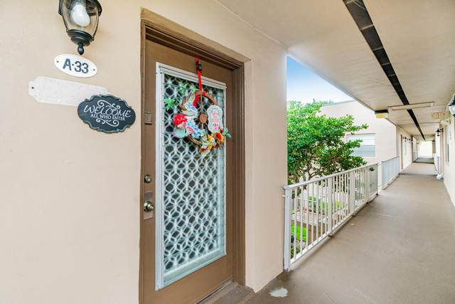 33 A Burgandy A, Delray Beach, FL 33484 (#RX-10693521) :: Signature International Real Estate