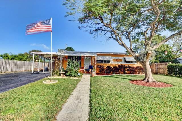 1020 S 14th Court, Lantana, FL 33462 (MLS #RX-10693552) :: Berkshire Hathaway HomeServices EWM Realty