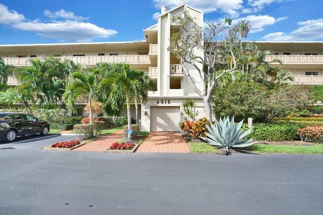 6515 Kensington Lane #102, Delray Beach, FL 33446 (MLS #RX-10693591) :: Castelli Real Estate Services