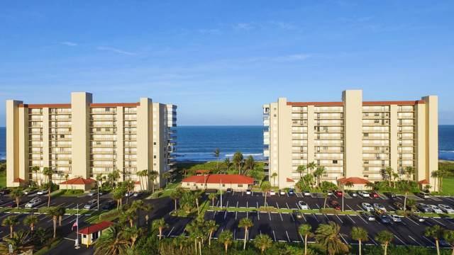 4200 N Highway A1a #915, Hutchinson Island, FL 34949 (#RX-10693600) :: Signature International Real Estate