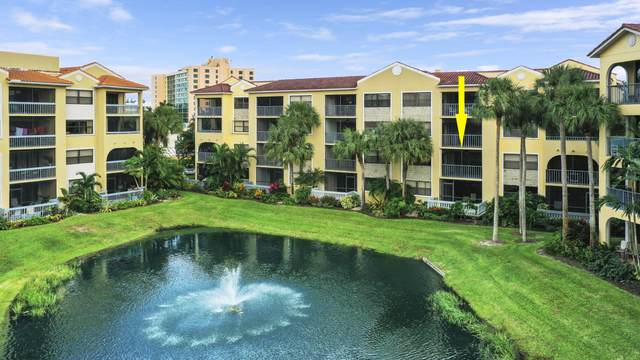 600 Uno Lago Drive #204, Juno Beach, FL 33408 (#RX-10693647) :: The Reynolds Team/ONE Sotheby's International Realty
