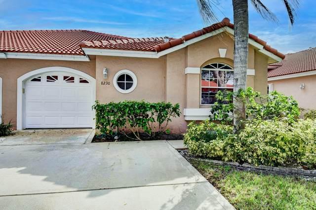 8230 Via Bella, Boca Raton, FL 33496 (#RX-10693662) :: Realty One Group ENGAGE