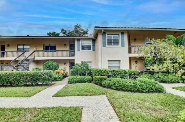 10 Southport Lane H, Boynton Beach, FL 33436 (#RX-10693668) :: Ryan Jennings Group