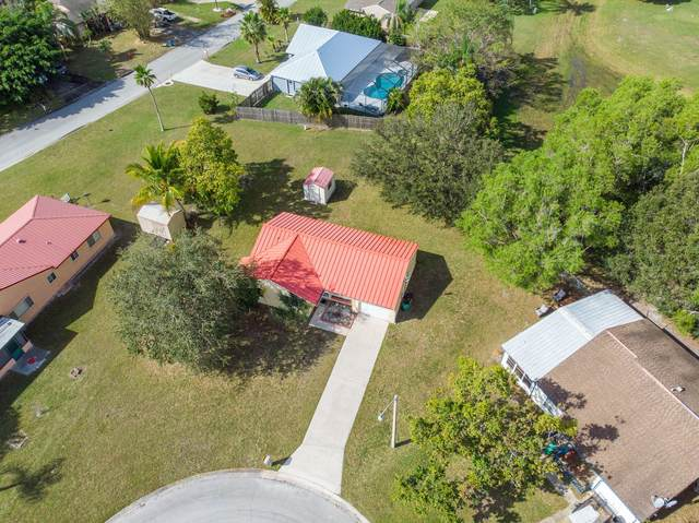 1150 SE Parrish Court, Port Saint Lucie, FL 34952 (MLS #RX-10693698) :: United Realty Group