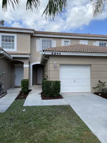 6944 Thicket Trace, Lake Worth, FL 33467 (MLS #RX-10693711) :: United Realty Group