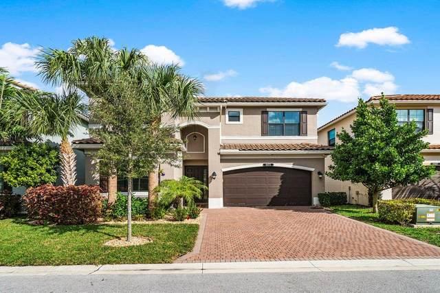 8073 Lemon Serpentine Lane, Delray Beach, FL 33446 (MLS #RX-10693718) :: Castelli Real Estate Services