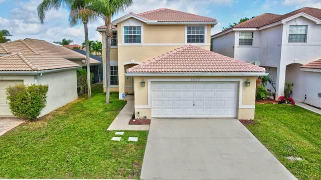3607 Stratton Lane, Boynton Beach, FL 33436 (MLS #RX-10693738) :: Laurie Finkelstein Reader Team