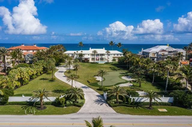 1120 S Ocean Boulevard, Manalapan, FL 33462 (#RX-10693756) :: Posh Properties