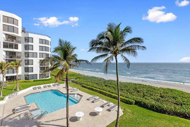 2575 S Ocean Boulevard 205S, Highland Beach, FL 33487 (#RX-10693776) :: The Reynolds Team/ONE Sotheby's International Realty