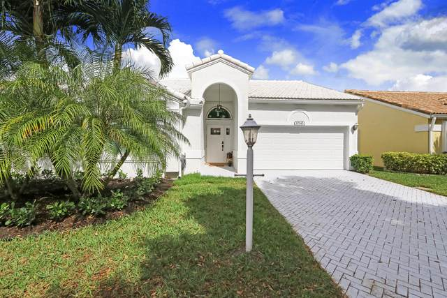 10145 Aspen Way, Palm Beach Gardens, FL 33410 (#RX-10693789) :: Realty One Group ENGAGE
