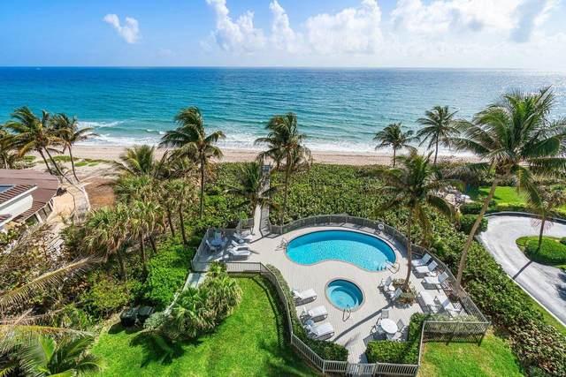 1073 Hillsboro Mile 6N, Hillsboro Beach, FL 33062 (MLS #RX-10693855) :: Castelli Real Estate Services