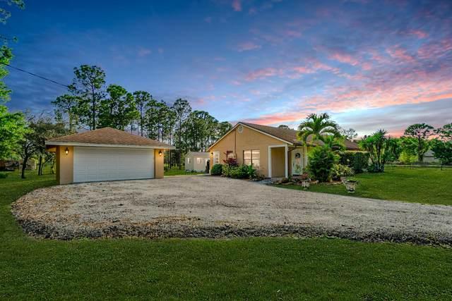 17244 49th Street N, The Acreage, FL 33470 (#RX-10693915) :: Posh Properties