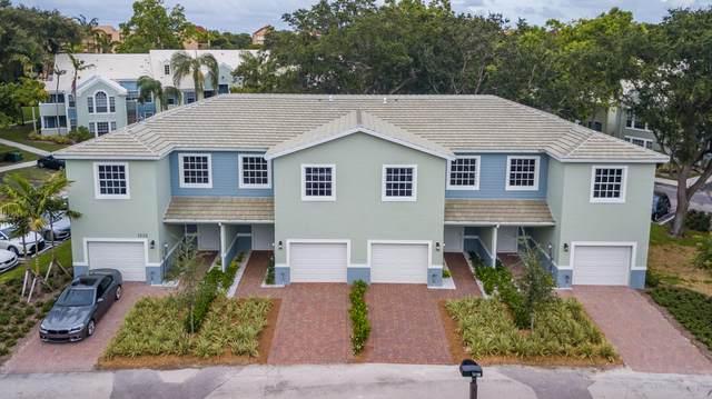 1355 Crystal Way #104, Delray Beach, FL 33444 (MLS #RX-10693916) :: Berkshire Hathaway HomeServices EWM Realty