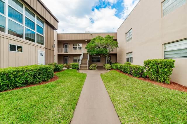 522 Capri K, Delray Beach, FL 33484 (#RX-10693919) :: Signature International Real Estate