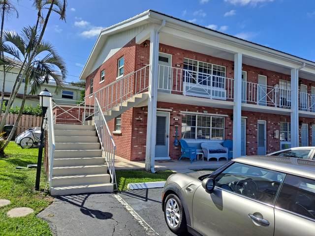 5505 N Ocean Boulevard 2-201, Ocean Ridge, FL 33435 (#RX-10693975) :: Posh Properties