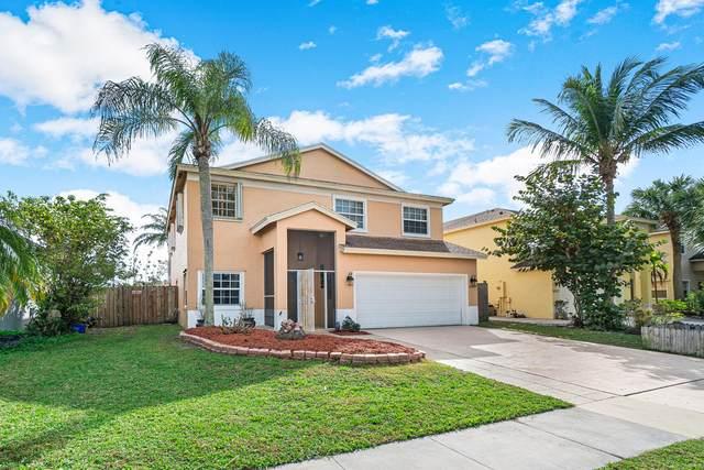 6253 Lansdowne Circle, Boynton Beach, FL 33472 (MLS #RX-10694055) :: The Jack Coden Group