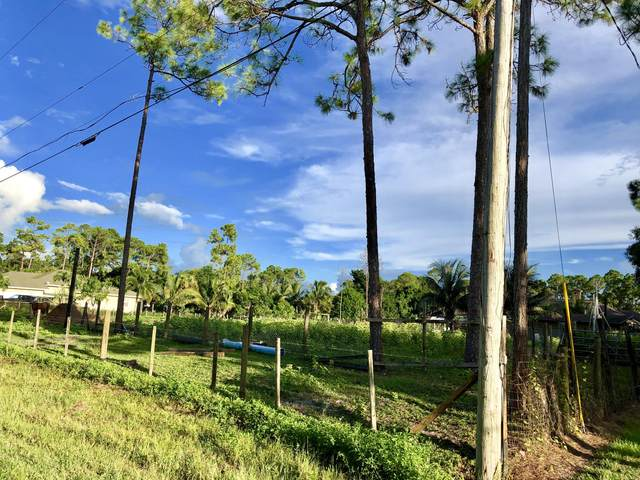 17182 81st Lane N, Loxahatchee, FL 33470 (MLS #RX-10694059) :: United Realty Group