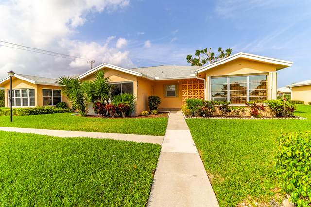 14679 Canalview Drive C, Delray Beach, FL 33484 (#RX-10694130) :: Realty One Group ENGAGE