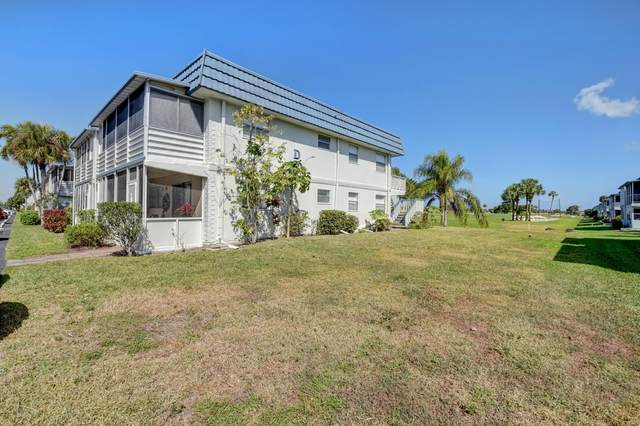 244 Tuscany D, Delray Beach, FL 33446 (#RX-10694146) :: Realty One Group ENGAGE