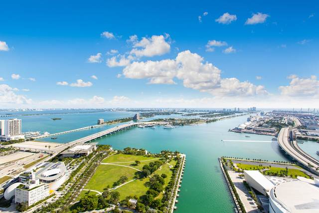 888 Biscayne Boulevard #5009, Miami, FL 33132 (MLS #RX-10694185) :: United Realty Group