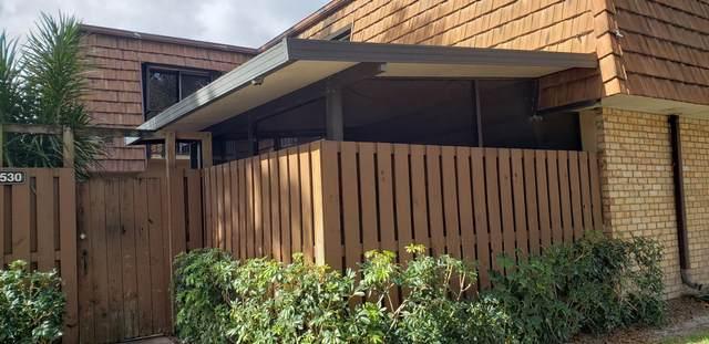 1530 15th Lane #1530, Greenacres, FL 33463 (MLS #RX-10694212) :: Castelli Real Estate Services