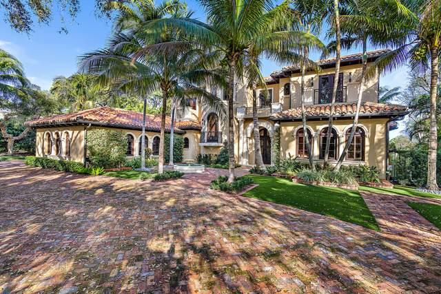 12358 Ridge Road, North Palm Beach, FL 33408 (#RX-10694233) :: Michael Kaufman Real Estate