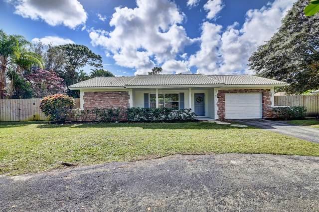 3518 Sherwood Boulevard, Delray Beach, FL 33445 (#RX-10694255) :: Ryan Jennings Group
