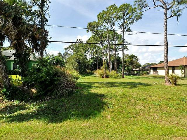 0 Hickory Drive, Fort Pierce, FL 34982 (#RX-10694260) :: Real Treasure Coast