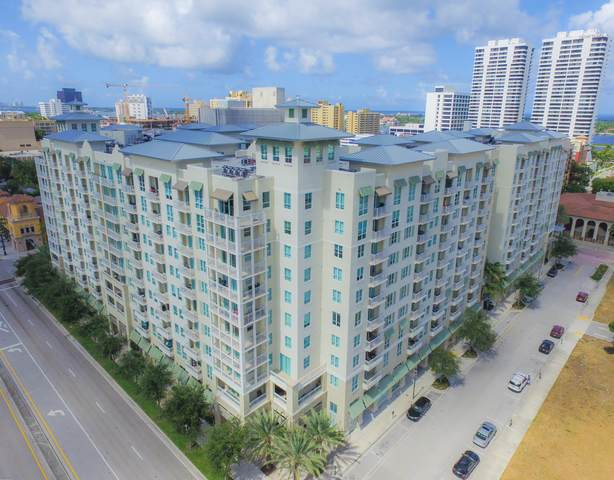 480 Hibiscus Street #539, West Palm Beach, FL 33401 (#RX-10694268) :: Baron Real Estate