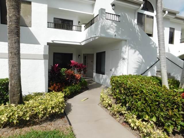 7479 Glendevon Lane #502, Delray Beach, FL 33446 (#RX-10694313) :: Signature International Real Estate