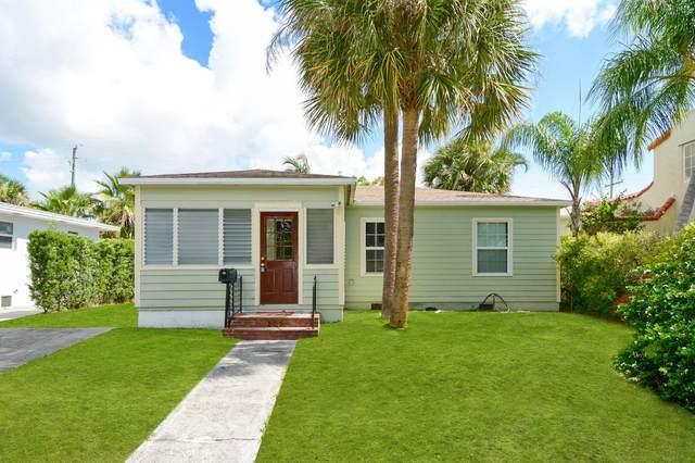 225 Greymon Drive, West Palm Beach, FL 33405 (MLS #RX-10694326) :: The Paiz Group