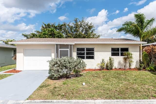 6945 NW 17 Court, Margate, FL 33063 (MLS #RX-10694329) :: Berkshire Hathaway HomeServices EWM Realty