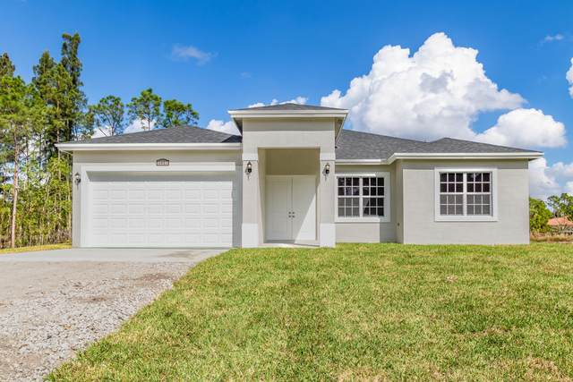Tbd 43rd Road N, Loxahatchee, FL 33470 (#RX-10694339) :: Posh Properties