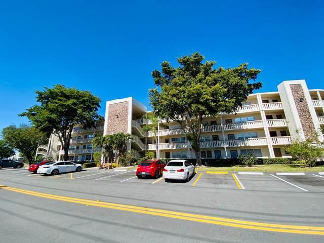 2068 Newport Q #2068, Deerfield Beach, FL 33442 (#RX-10694341) :: The Rizzuto Woodman Team