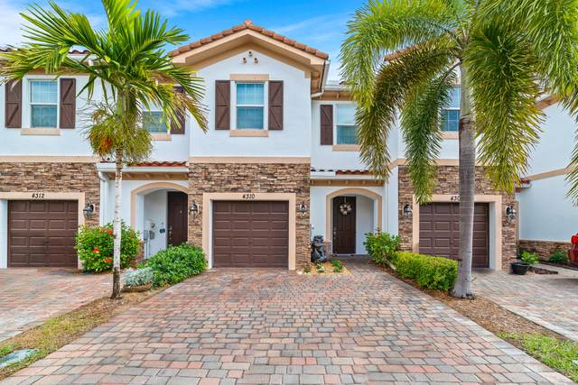 4310 Brewster Lane ., West Palm Beach, FL 33417 (#RX-10694418) :: Realty One Group ENGAGE
