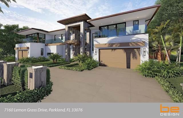 7160 Lemon Grass Drive, Parkland, FL 33076 (#RX-10694430) :: Signature International Real Estate
