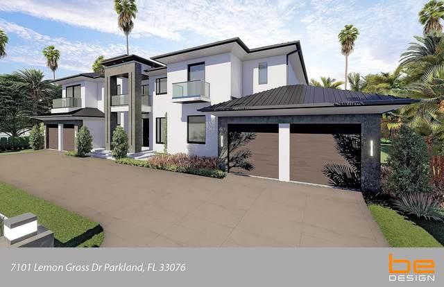 7101 Lemon Grass Drive, Parkland, FL 33076 (#RX-10694432) :: Signature International Real Estate