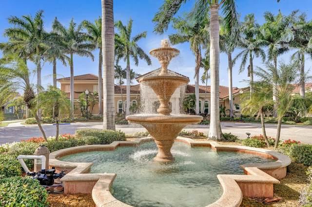 107 Villa Circle #107, Boynton Beach, FL 33435 (#RX-10694441) :: Posh Properties