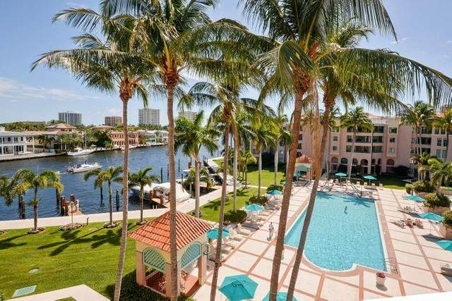 100 SE 5th Avenue Ph 5, Boca Raton, FL 33432 (#RX-10694444) :: The Power of 2 | Century 21 Tenace Realty