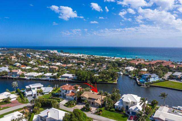 60 Spanish River Drive, Ocean Ridge, FL 33435 (#RX-10694531) :: Posh Properties